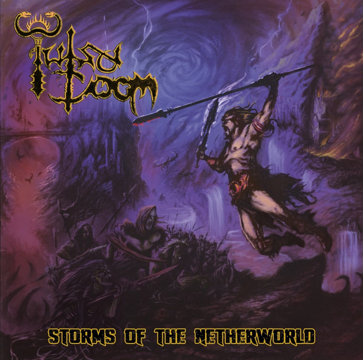 TULSADOOM (AUT) – Storms of the netherworld, 2015