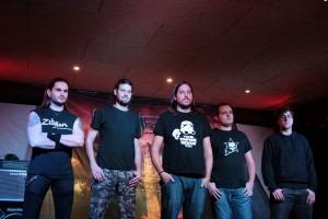 NIGHTFEAR – Presentación de Drums of war