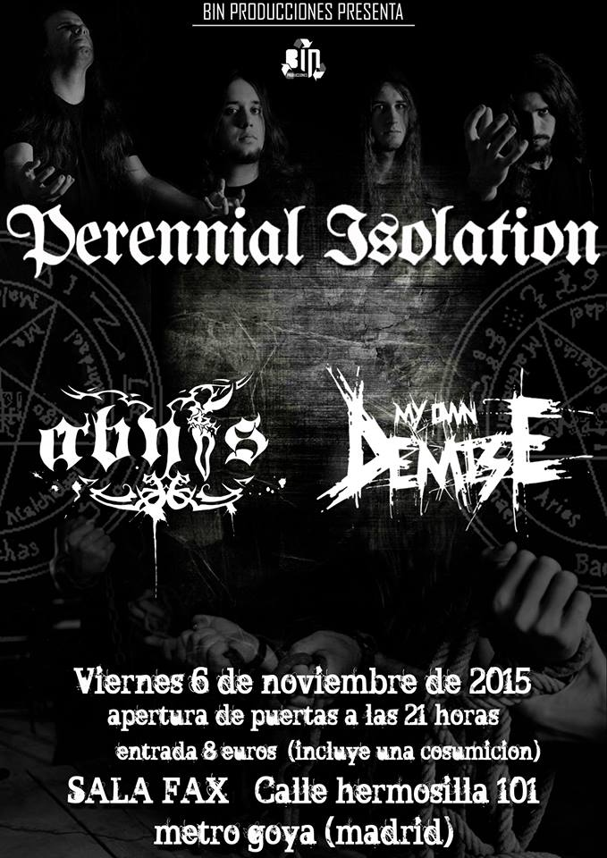 DRIVEN (MEX) – PHORCEPS – PERENNIAL ISOLATION