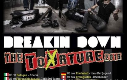 BREAKIN' DOWN (ITA) – PSIONIC PLASMA – ASFALTO