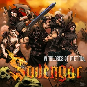 SOVENGAR- Warlords of metal, 2015