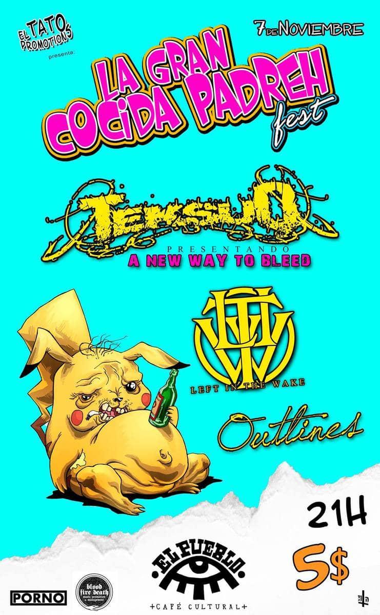 La gran cocida padreh Fest – Ourense – 7/11/2015