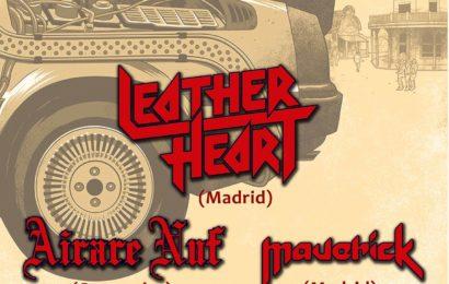 CHAOS BEFORE GEA – JOSÉ ANDREÄ – LEATHER HEART
