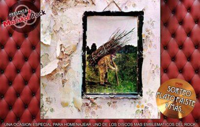Concierto 44 aniversario Led Zeppelin IV