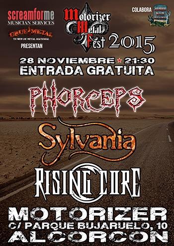 Motorizer Metal Fest 2015– 7ALMAS – KUDAI