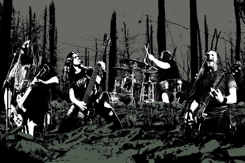Pentamusic Metal Fest (PRY) – ALBERTO DE LA CRUZ – WITHERED (USA)