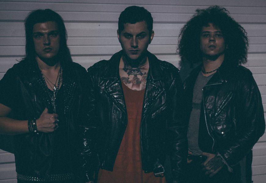 BLACK TIDE (USA)   – VI Navarra's Metal Fest – SYNCHRONICAL