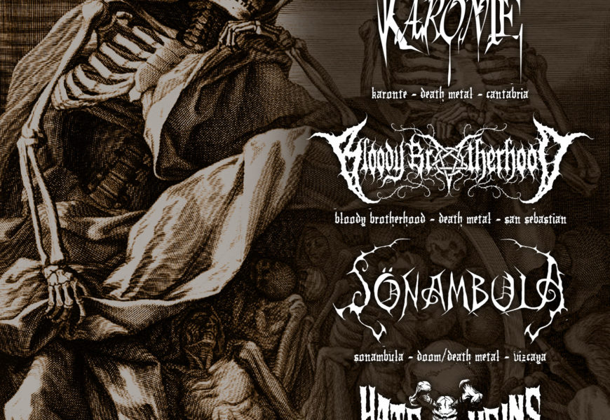 Extreme metal northern invasion – MATUBES (BGR) – THREAT SIGNAL (CAN)