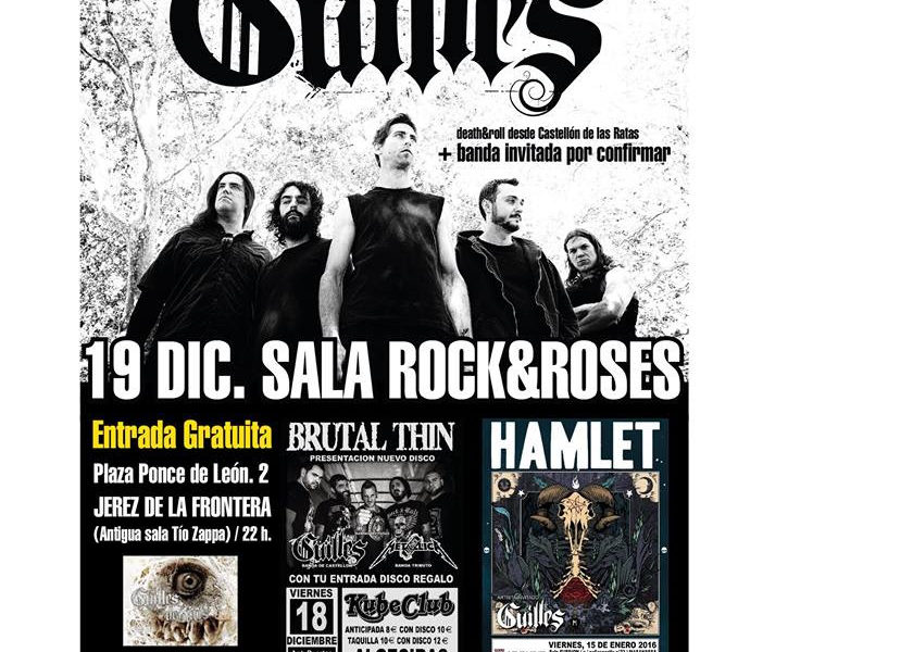 GUILLES – HYDE XXI – DOBLE ESFERA