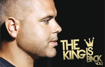 JUAN MAGÁN – The king is back Vol. 1 EP, 2014 [Día de los inocentes]