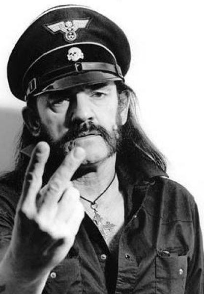 Muere Lemmy Kilmister, líder de MOTÖRHEAD