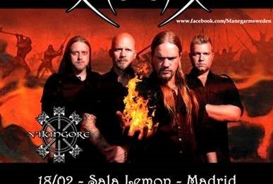 RAGNAROK (NOR) – MÅNEGARM (SWE) – ATLANTIS CHRONICLE (FRA)