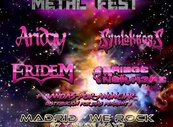 Mezcla Woman Metal Fest – LUJURIA – KATHEW