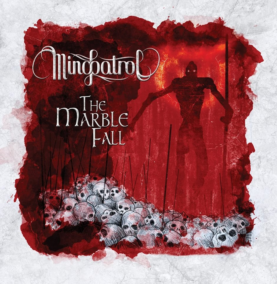 MINDPATROL (LUX) – The Marble Fall, 2015