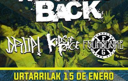 Nafarcore Fest II – 15 de enero en Pamplona