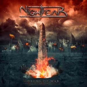 NIGHTFEAR – Drums of war, 2015