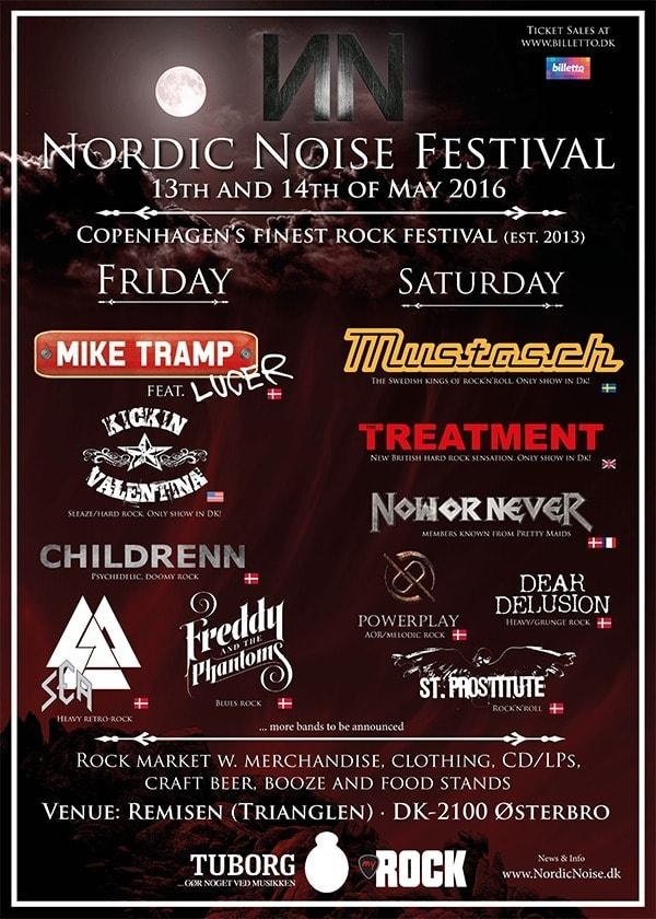 NORDIC NOISE FESTIVAL 2016 (DK) – AIR Webserie – TWILIGHT
