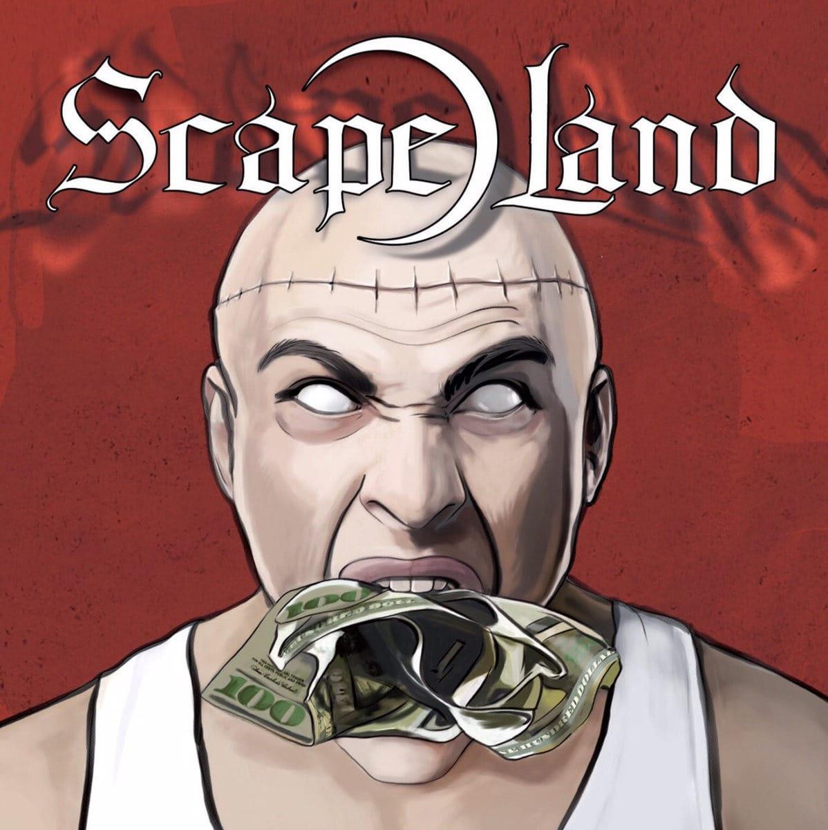 SCAPE LAND – Scape Land, 2015