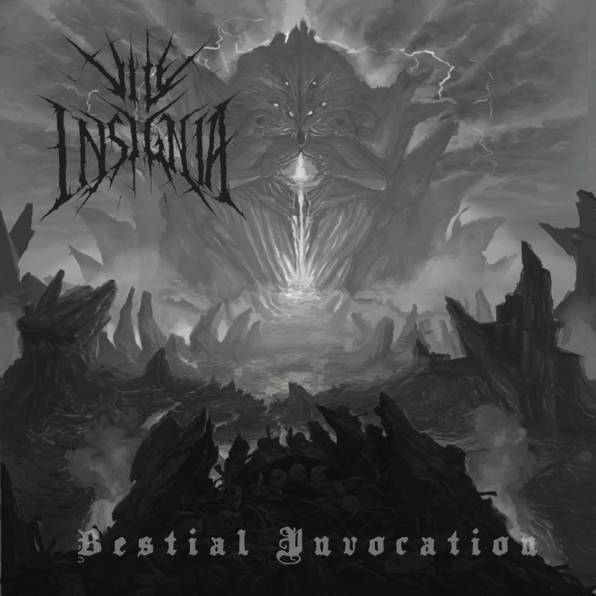 VILE INSIGNIA (CAN) – Bestial invocation, 2015