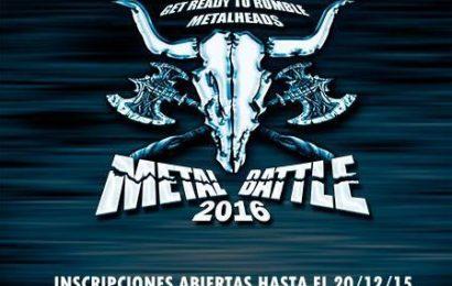 Última llamada a las bandas para el W:O:A METAL BATTLE SPAIN 2016