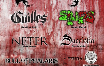 DIABOLUS IN EXTREMIS – Welcome to the Noise Fest – PINOTXET