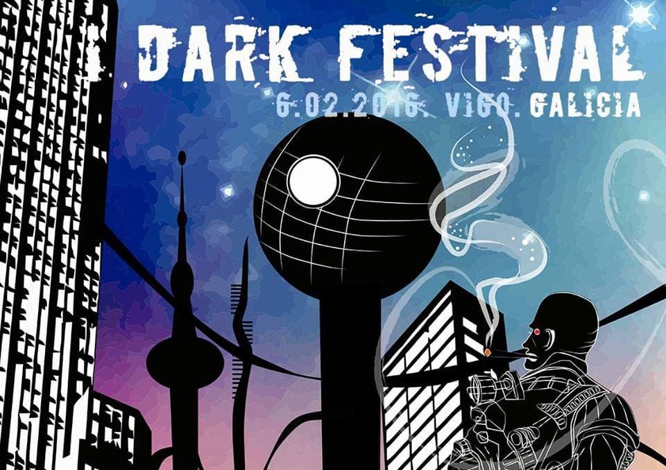 1º Dark Festival Galicia – Rock contra el hambre infantil – MARTYRIUM (MLT)