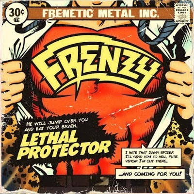 FRENZY – Lethal Protector EP, 2016