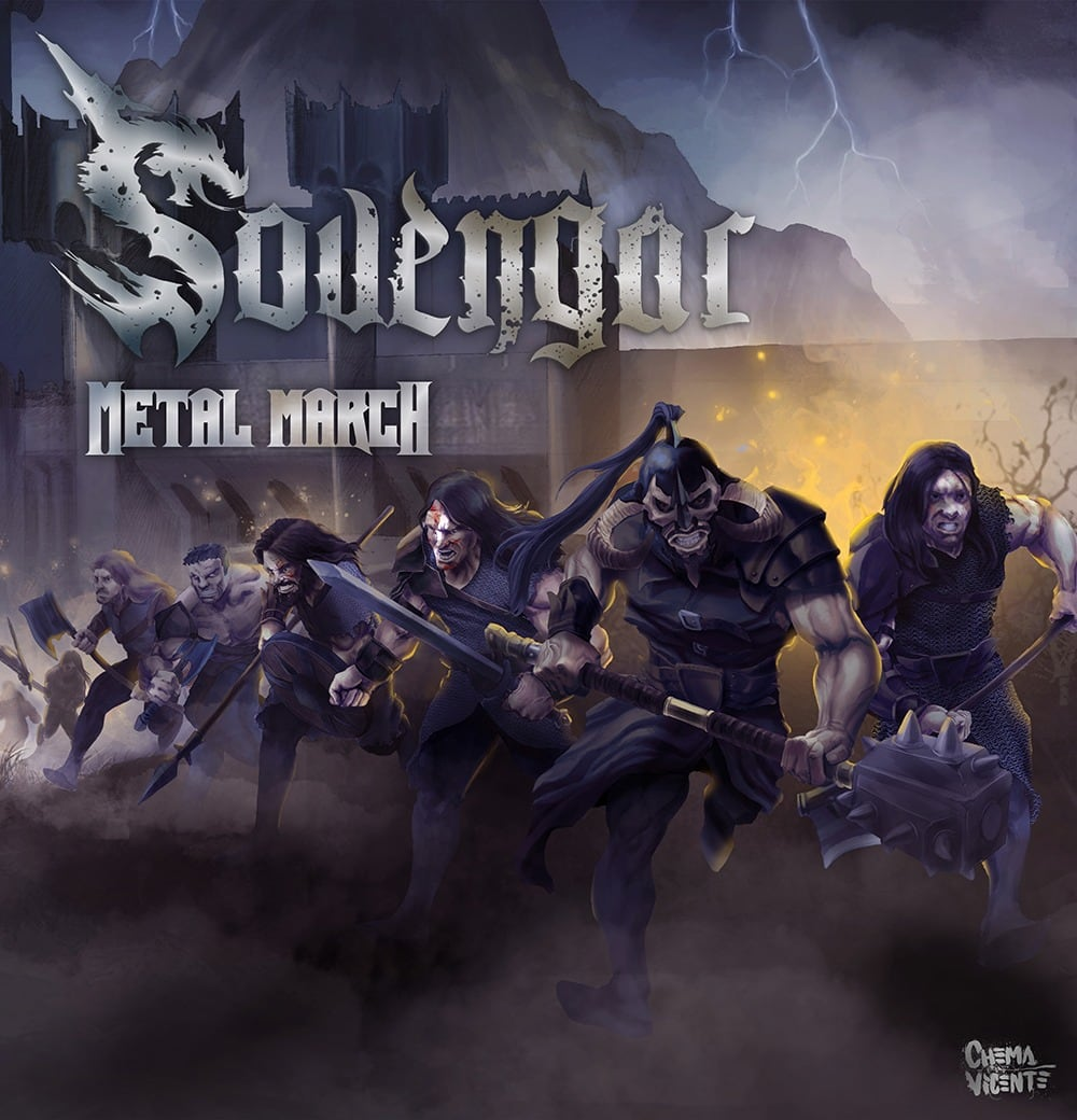 SOVENGAR – Metal March, 2016