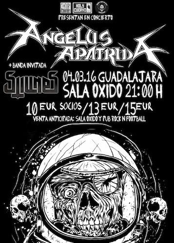ANGELUS APATRIDA – CHOTAKABRA – RAT-ZINGER