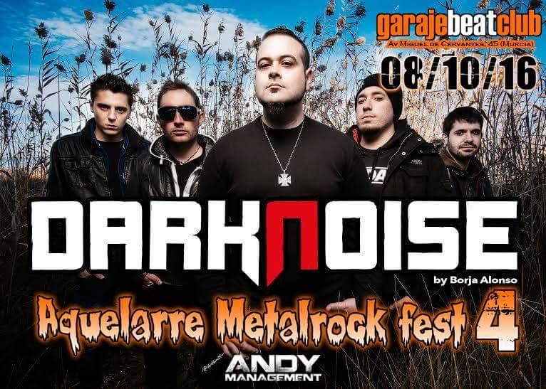 KNABULU – LAKESIDE PROJECT – Aquelarre Metal Rock Fest 2016