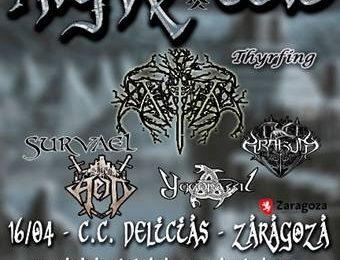 Asgard Fest – EXILER – Dead Heart Metal Night