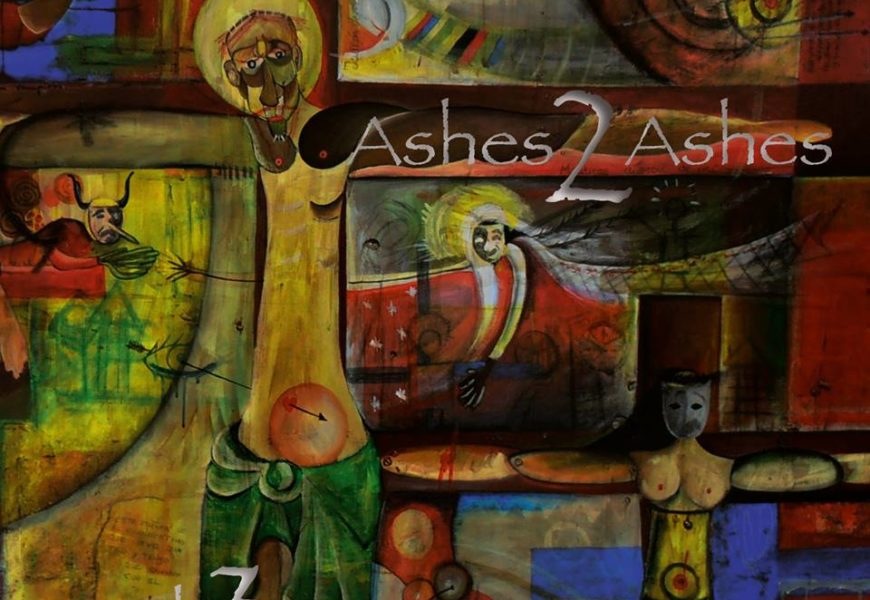 ASHES 2 ASHES — Th3ories, 2015