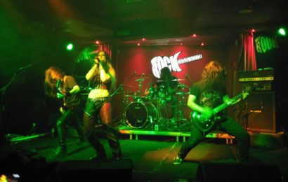 NIGHTRAGE + METHEDRAS + BLOODHUNTER + ETERNAL STORM – Madrid – 17/12/15