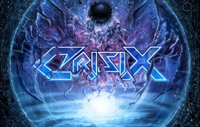 CRISIX – From blue to black, 2016