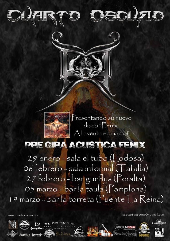 CUARTO OSCURO - DRUIDAS - PIEL DE SERPIENTE - Subterraneo Webzine