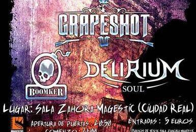 Z! Live Rock Fest – EVIL IMPULSE – XV Skulls of Metal