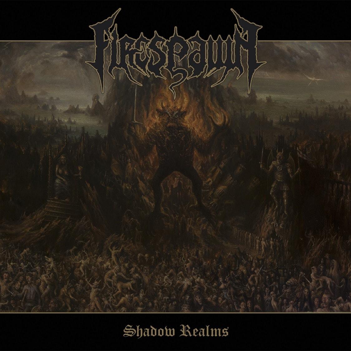 FIRESPAWN (SWE) – Shadow realms, 2015