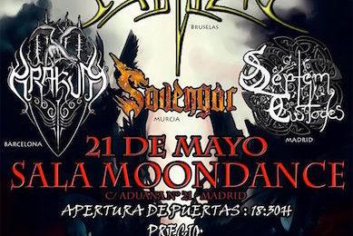 Leyendas del Rock 2016 – Mad Viking Fest III – STEIGNYR