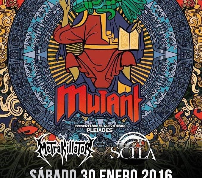 Sweden Rock Festival 2016 – MUTANT – ARENIA