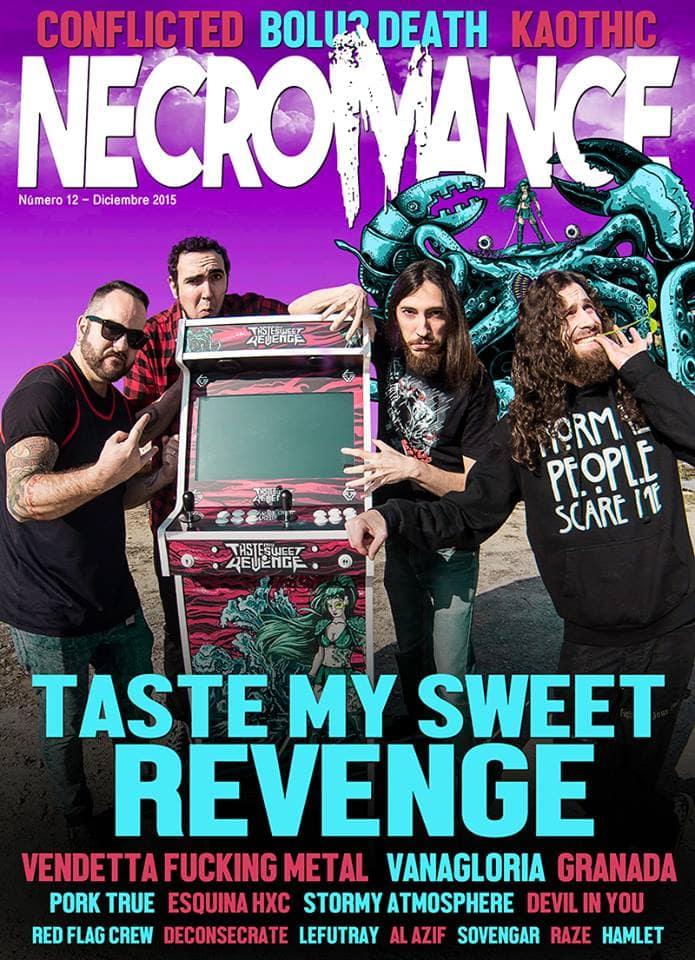 Necromance Magazine #Diciembre 2015