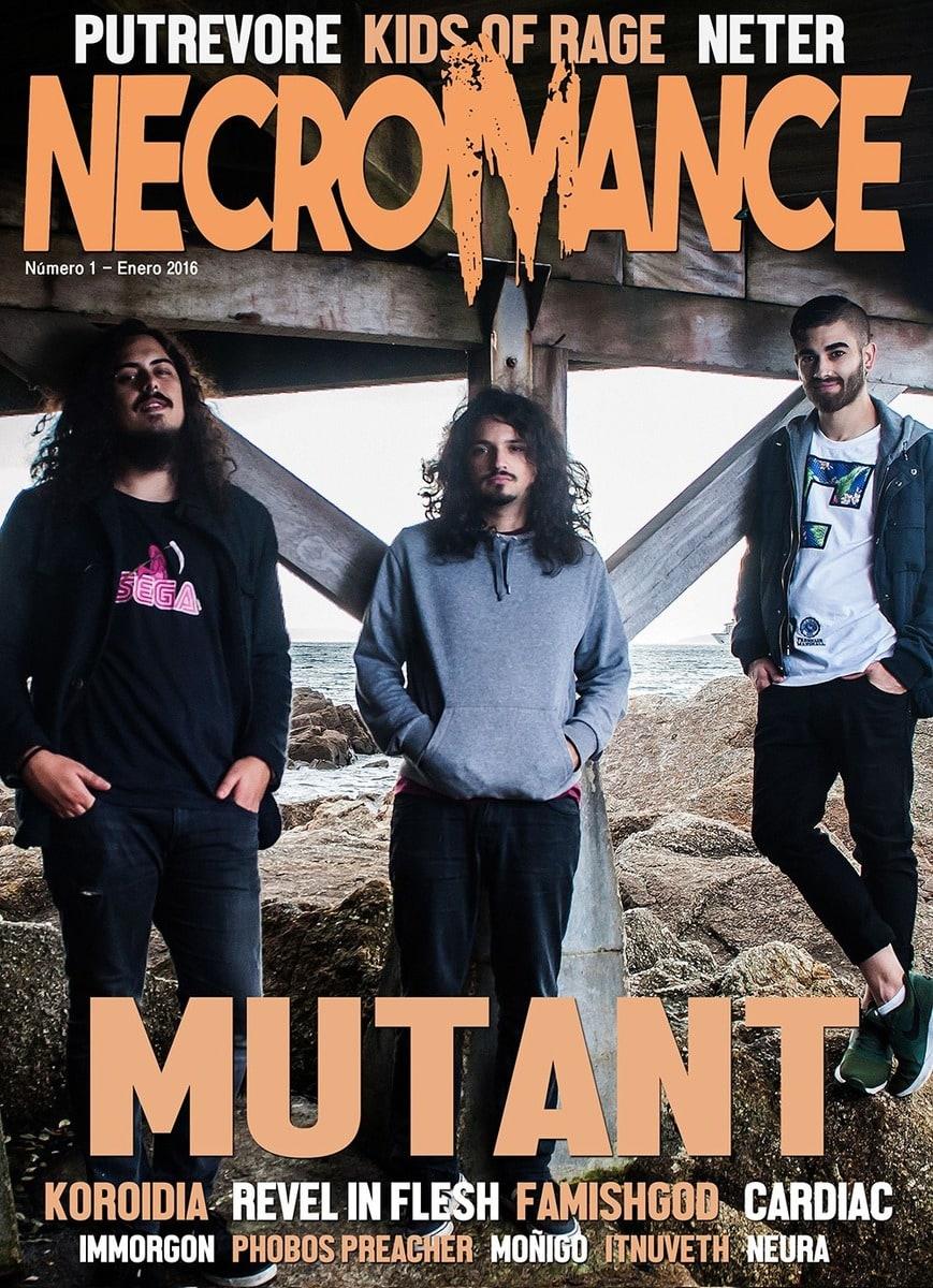 Necromance Magazine #Enero 2016