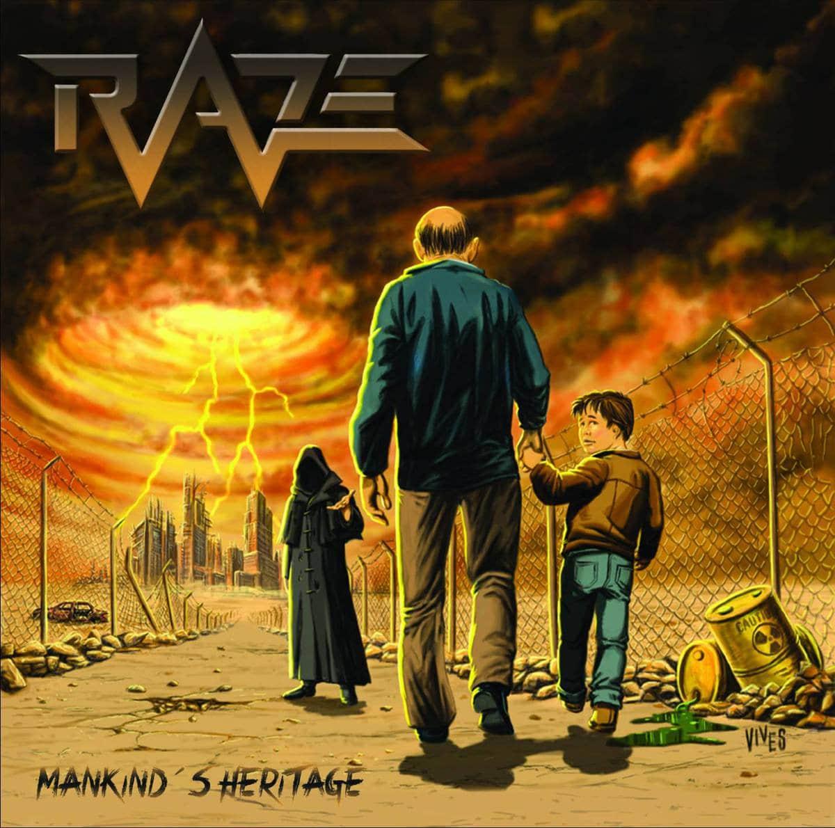 RAZE – Mankind's heritage, 2015