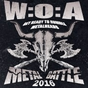 W:O:A Metal Battle Spain 2016