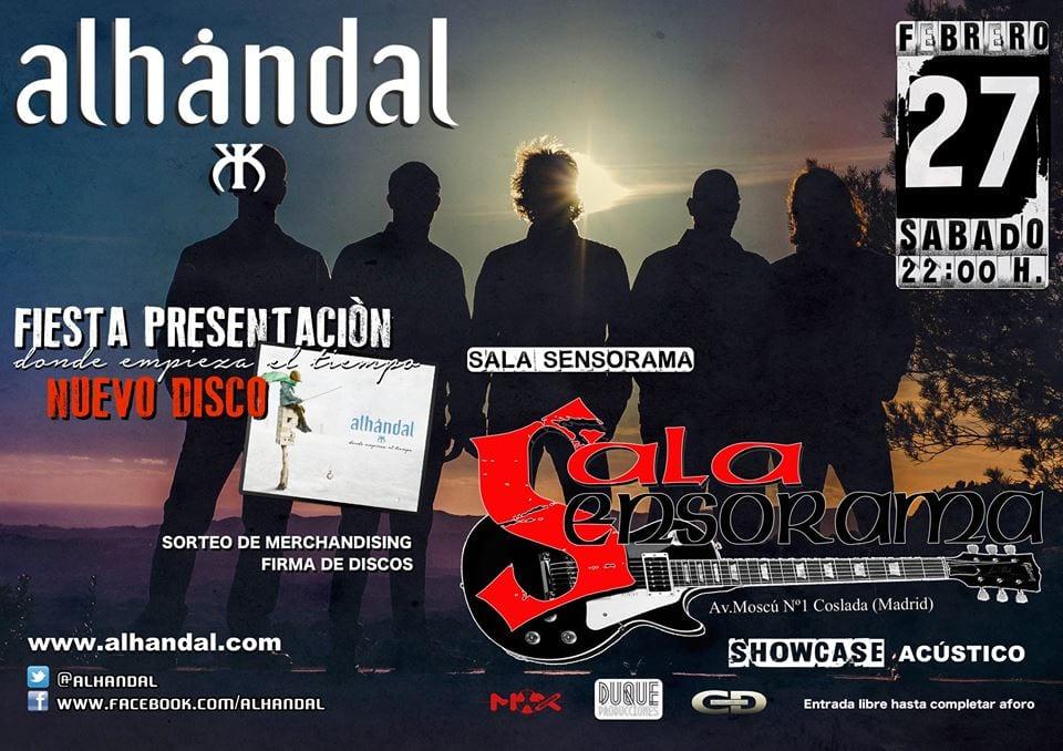 CRUDO – AQUÍ MANDO YO – ALHÁNDAL