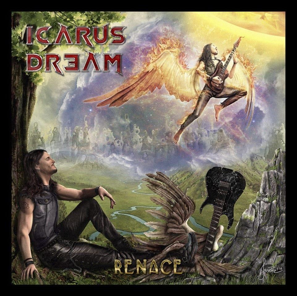 ICARUS DREAM – HERESY OF DREAMS – LÉPOKA