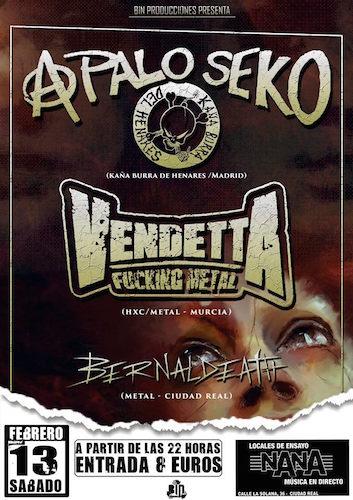 VENDETTA FM – MIGUEL MONTEGORDO – METAL FEST GRX