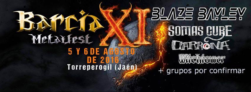 KILLUS – XI Barcia Metal Fest – Hellpress Fest 2016