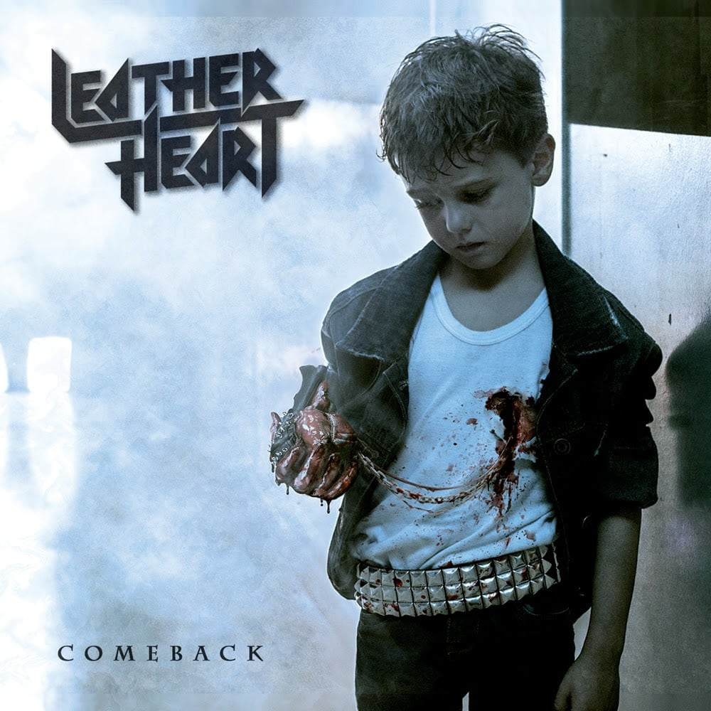 LEATHER HEART – Comeback, 2015
