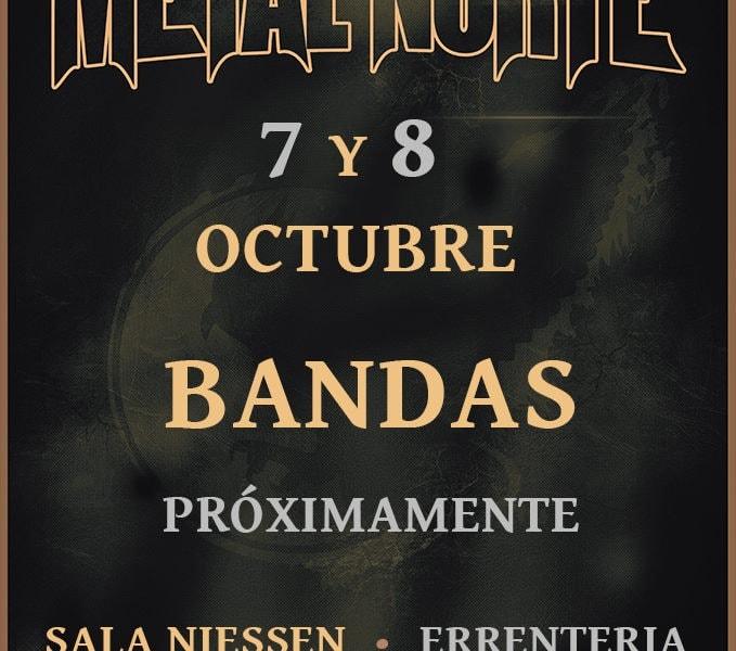 Metal Norte festival 2016 – RIVER BLACK (USA) – NECRONOMICON (CAN)