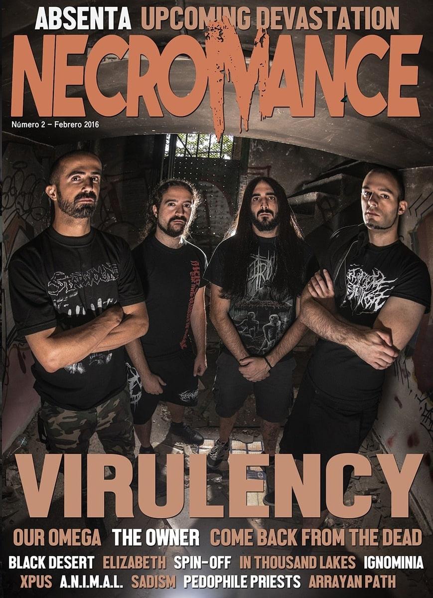 Necromance Magazine #Febrero 2016